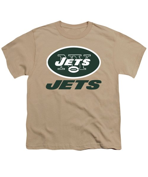 New York Jets Translucent Steel Youth T-Shirt
