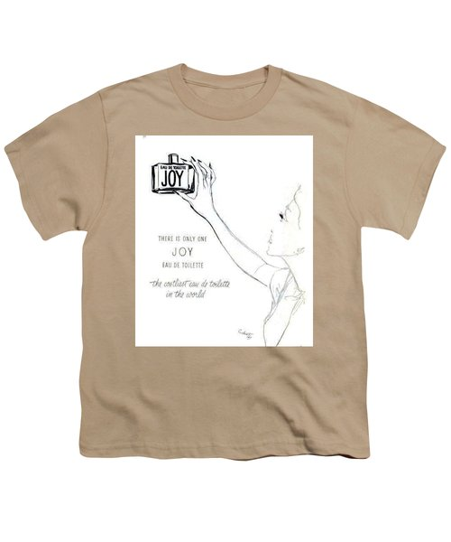 Youth T-Shirt featuring the digital art Only One by ReInVintaged