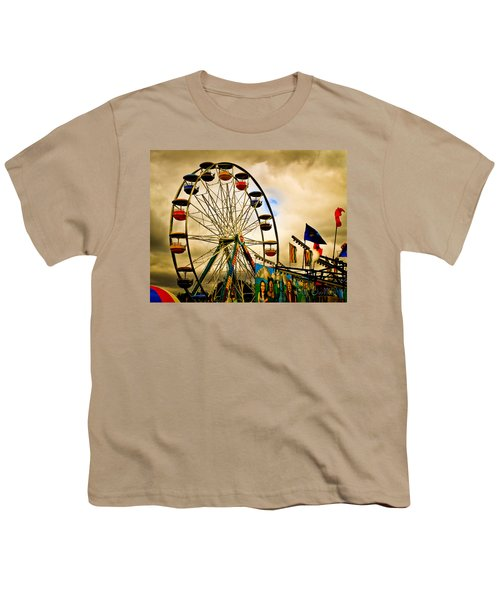Patch Of Blue Youth T-Shirt