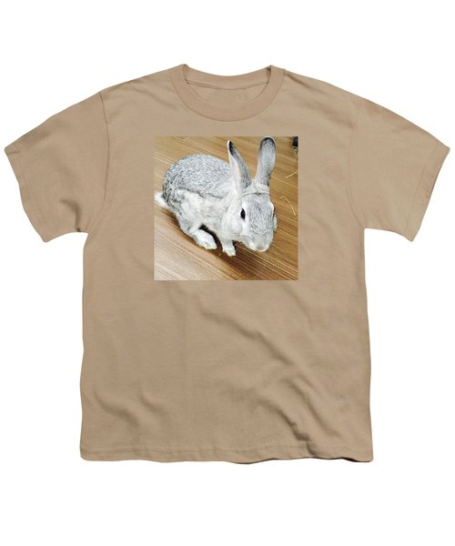 Rabbit Youth T-Shirt by Nao Yos