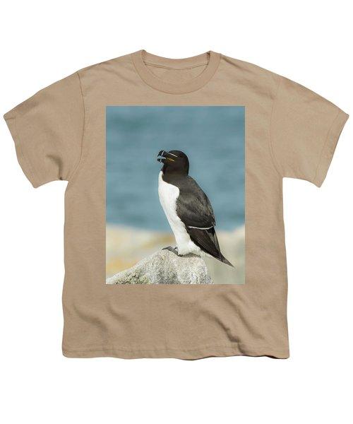 Razorbill Portrait Youth T-Shirt