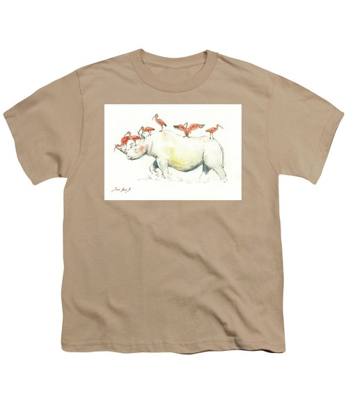 Rhino And Ibis Youth T-Shirt