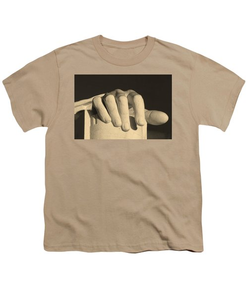 Right Hand Of The Man Youth T-Shirt