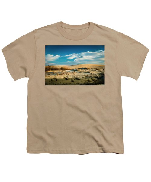 Rolling Sand Dunes Youth T-Shirt