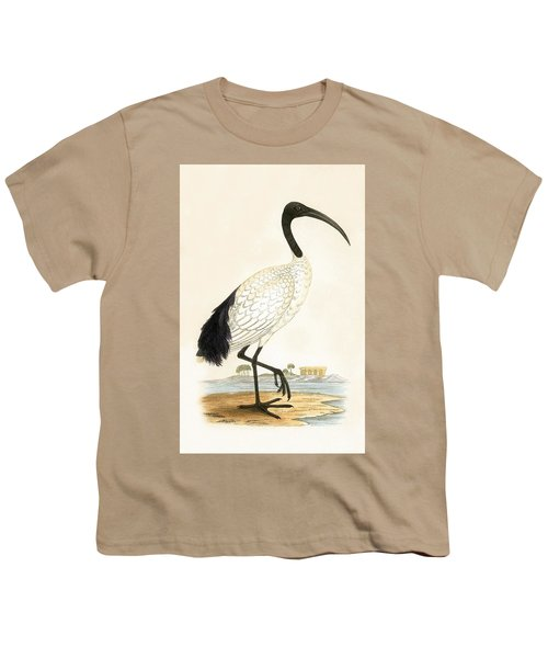 Sacred Ibis Youth T-Shirt