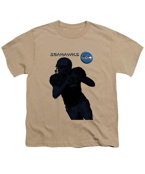 Seattle Seahawks Football Youth T-Shirt