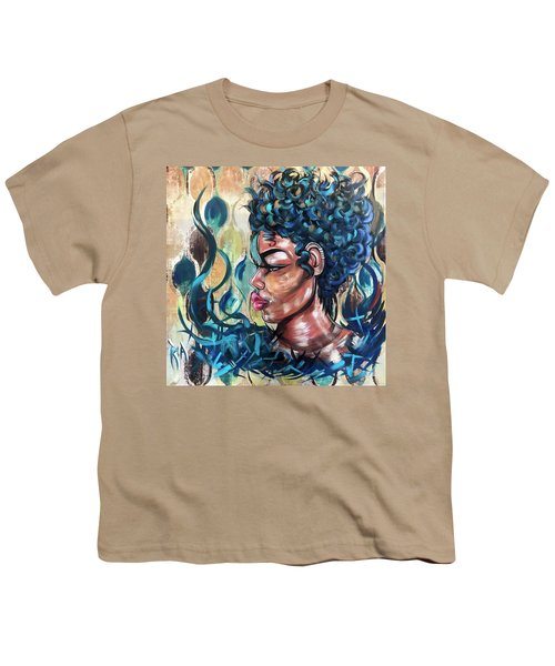 She Was A Cool Flame Youth T-Shirt