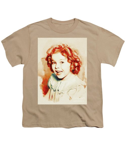 Shirley Temple, Movie Star Youth T-Shirt