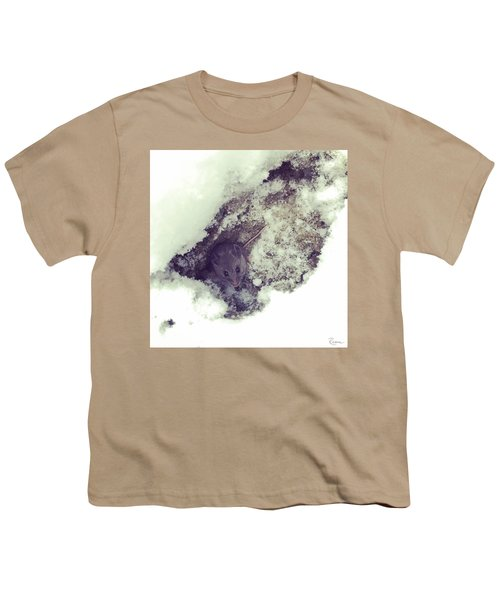 Snow Mouse Youth T-Shirt