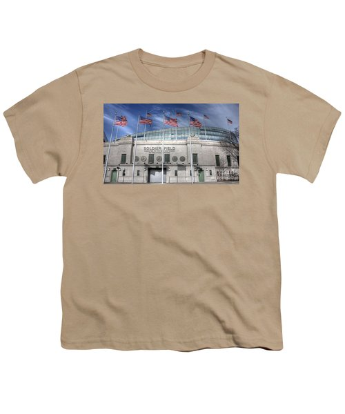 Soldier Field Youth T-Shirt