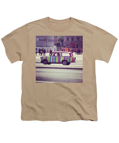 Spotted A Few Of These Doing Tours Youth T-Shirt