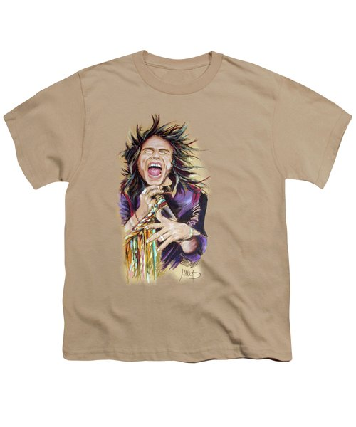 Steven Tyler Youth T-Shirt