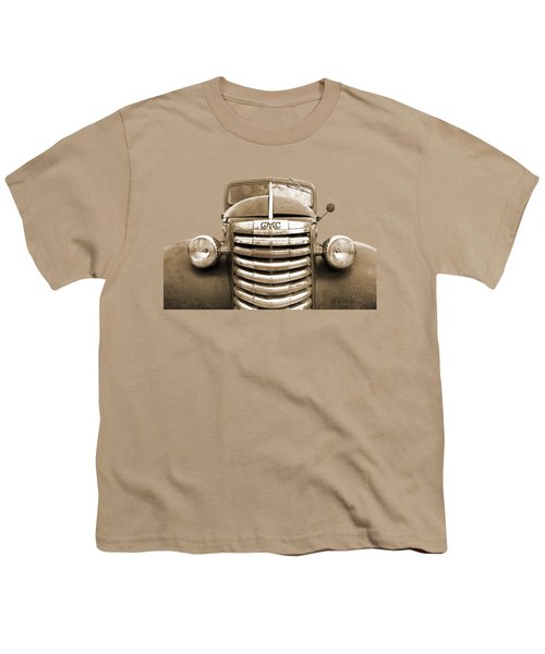 Still Going Strong - Sepia Youth T-Shirt