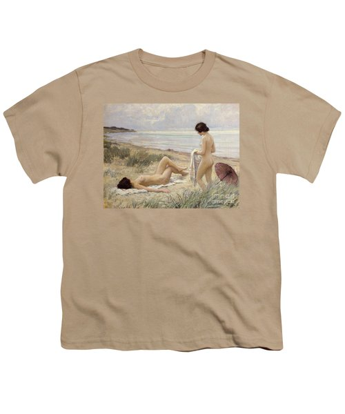 Summer On The Beach Youth T-Shirt