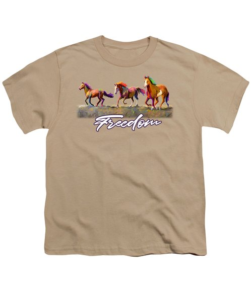 Taste Of Freedom Youth T-Shirt