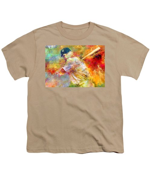 The Commerce Comet Youth T-Shirt by Mal Bray