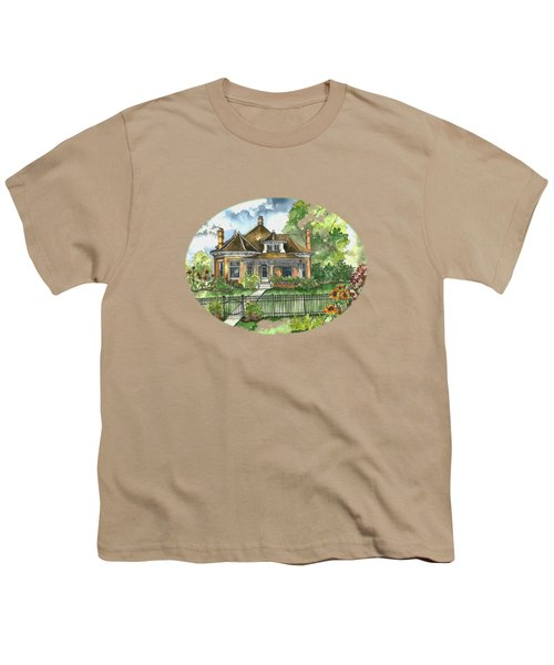 The House On Spring Lane Youth T-Shirt