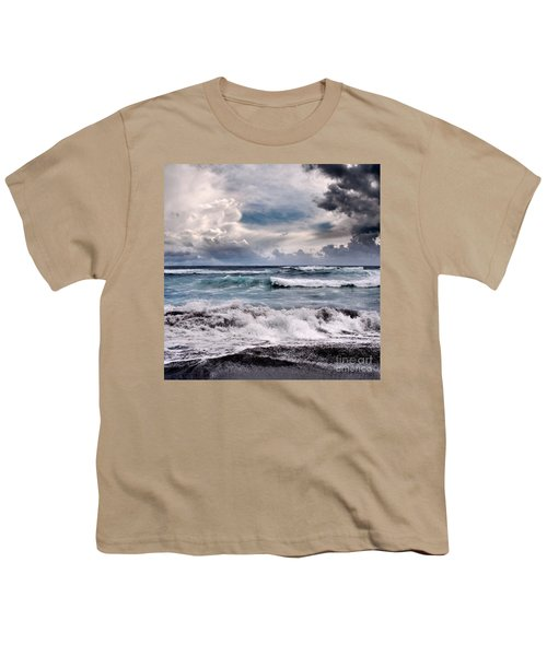 The Music Of Light Youth T-Shirt by Sharon Mau