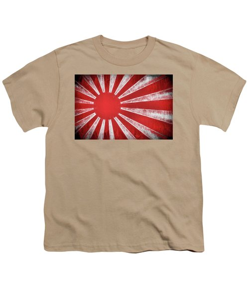 The Rising Sun Youth T-Shirt by JC Findley
