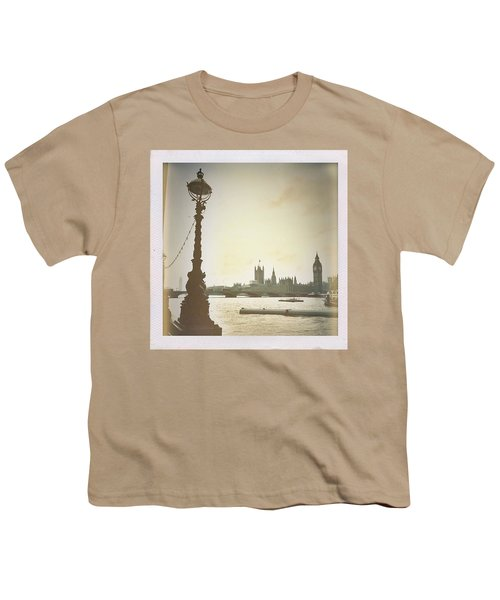The River Thames  Youth T-Shirt