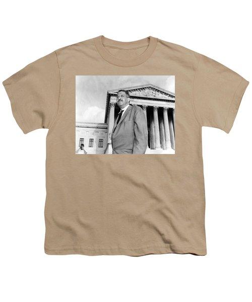 Thurgood Marshall Youth T-Shirt