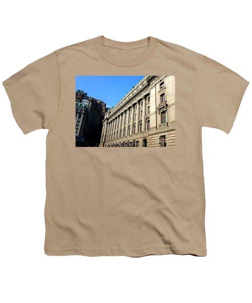 U S Custom House 1 Youth T-Shirt