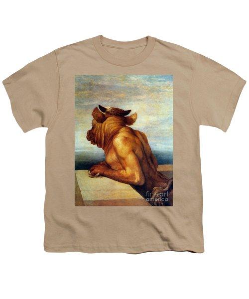 Watts: The Minotaur Youth T-Shirt by Granger