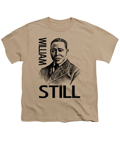 William Still Youth T-Shirt by Otis Porritt