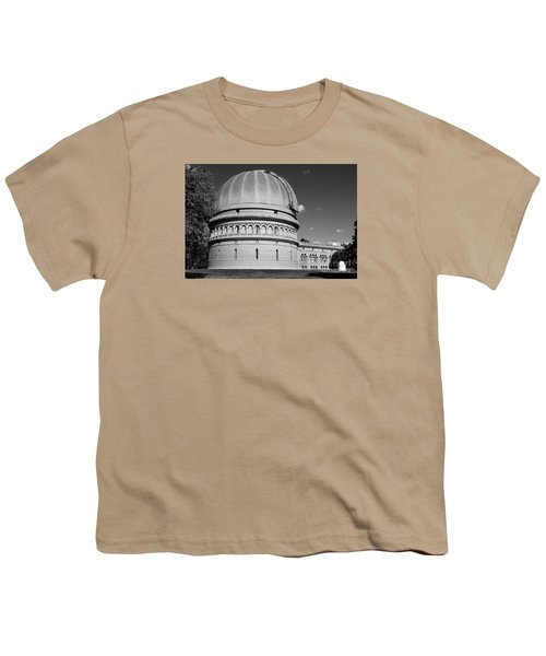 Youth T-Shirt featuring the photograph Yerkes Observatory  by Ricky L Jones