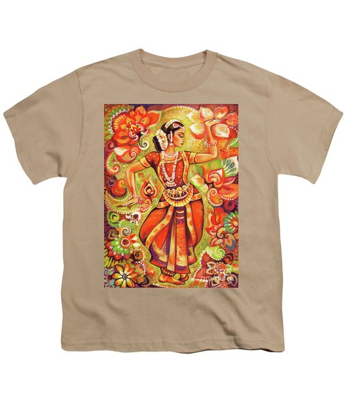 Ganges Flower Youth T-Shirt