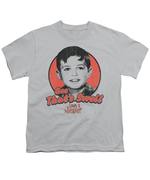 Leave It To Beaver - Swell Youth T-Shirt by Brand A