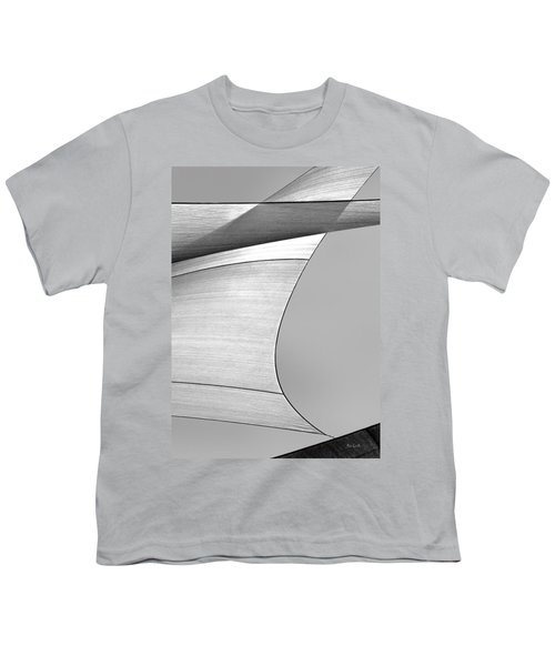 Sailcloth Abstract Number 4 Youth T-Shirt