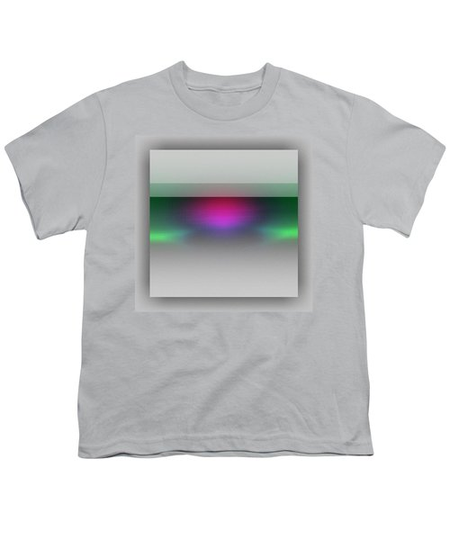 Youth T-Shirt featuring the digital art Diving Colors by Mihaela Stancu