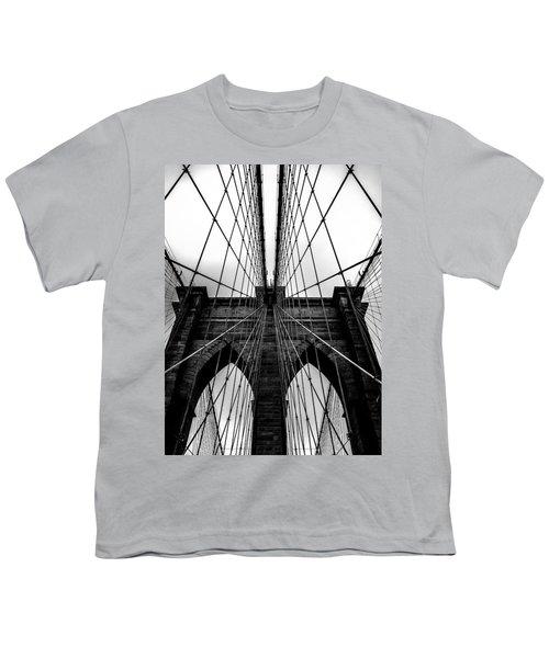 A Brooklyn Perspective Youth T-Shirt by Az Jackson