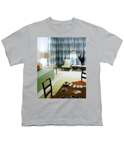 A Retro Bedroom Youth T-Shirt