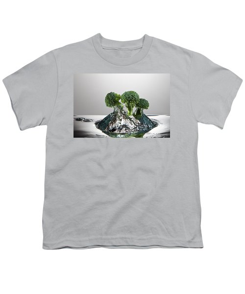 Broccoli Freshsplash Youth T-Shirt