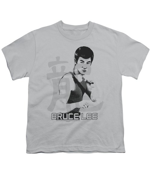 Bruce Lee - Punch Youth T-Shirt