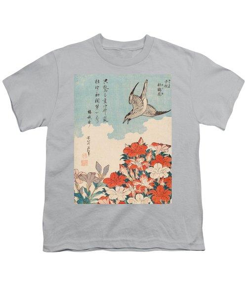 Cuckoo And Azaleas Youth T-Shirt
