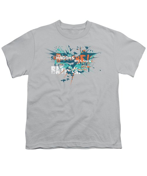 Dark Knight Rises - Belong To Me Youth T-Shirt