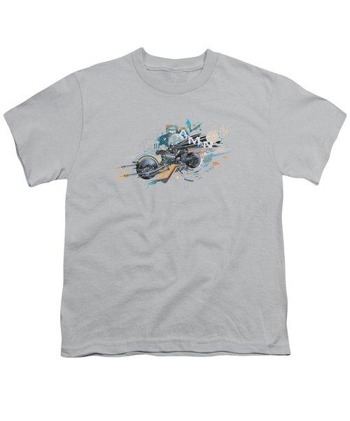 Dark Knight Rises - Dark Rider Youth T-Shirt
