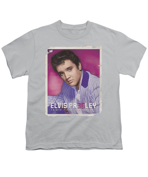 Elvis - 35 Jacket Youth T-Shirt by Brand A