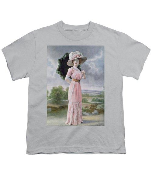 Fashionable Beach Wear Youth T-Shirt
