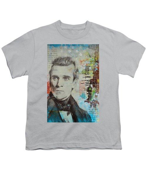 James K. Polk Youth T-Shirt