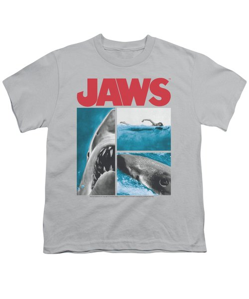 Jaws - Instajaws Youth T-Shirt