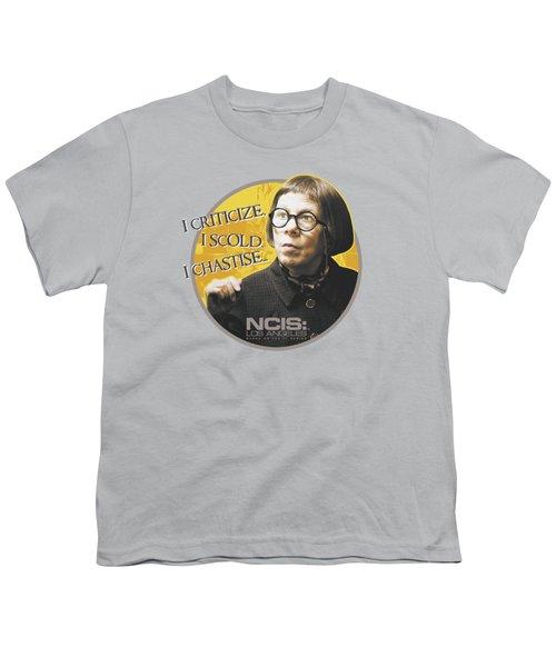 Ncis:la - Hetty Youth T-Shirt