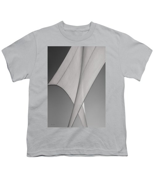 Sailcloth Abstract Number 3 Youth T-Shirt