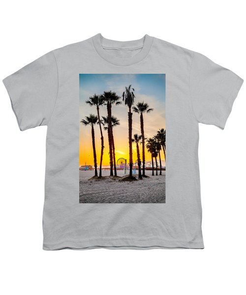 Santa Monica Palms Youth T-Shirt