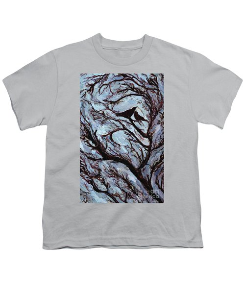 Stormy Day Greenwich Park Youth T-Shirt