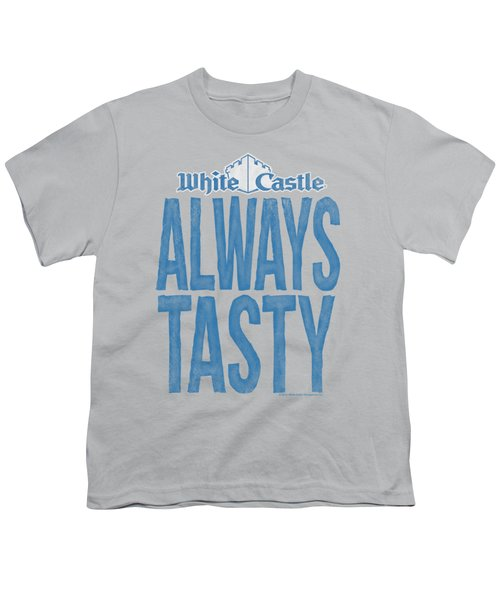 White Castle - Always Tasty Youth T-Shirt by Brand A