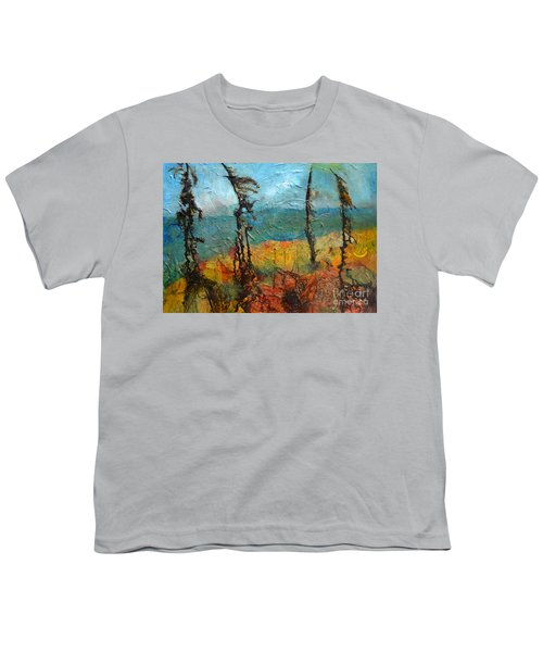 Windswept Pines Youth T-Shirt